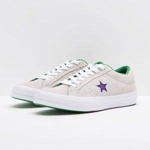 Converse Mens One Star Ox Grand Slam Suede 160592C